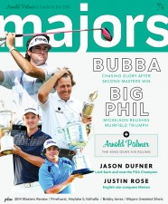 2014 Majors Cover