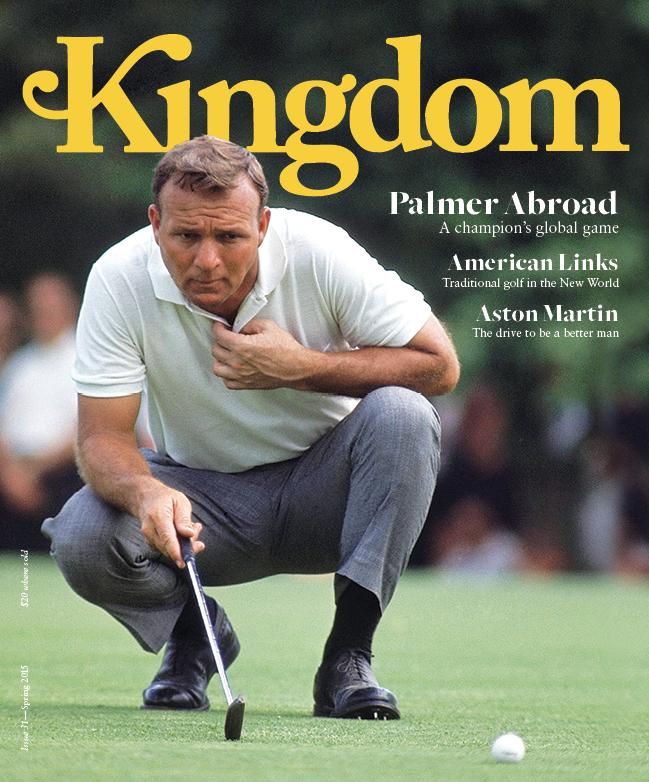 Kingdom 31 Cover