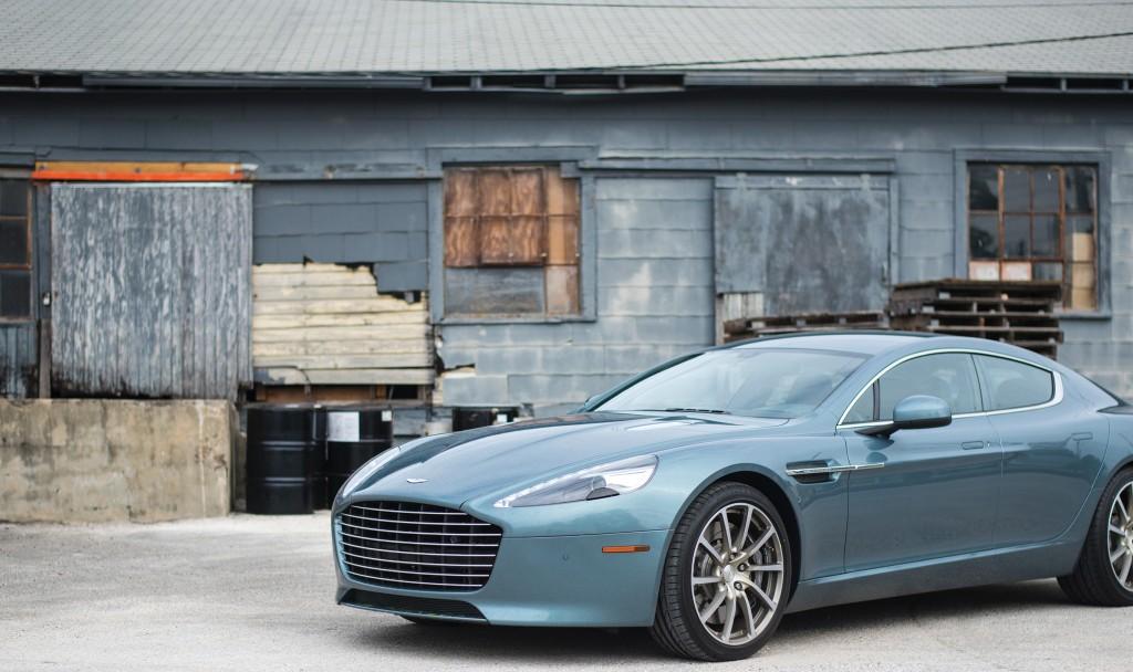 Aston Martin Rapide S Kingdom Magazine - Aston martin rapid s