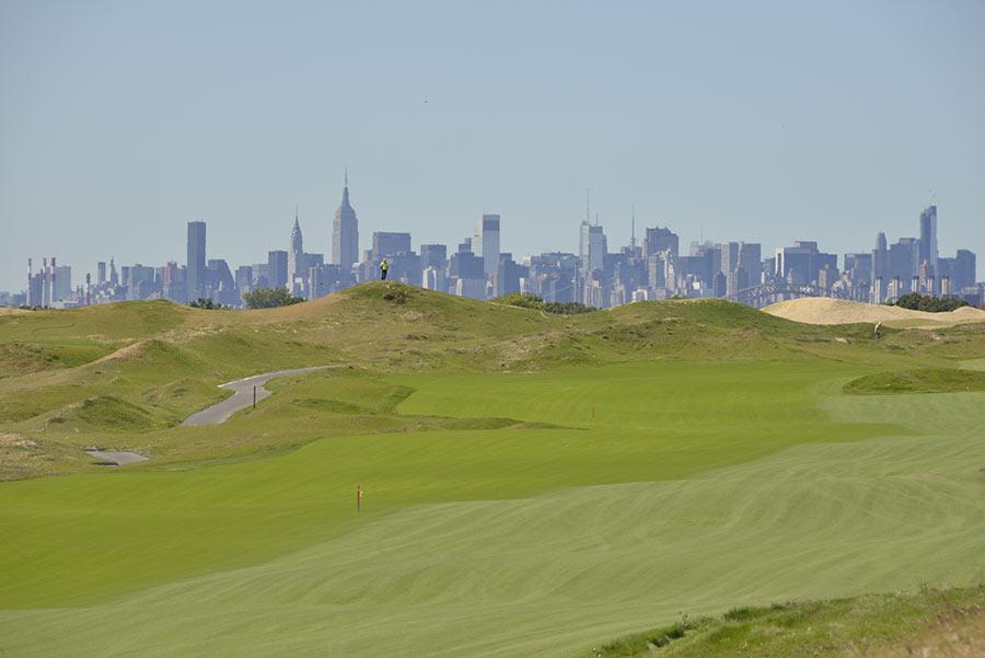 Trump Golf Links Ferry Point • Kingdom Magazine