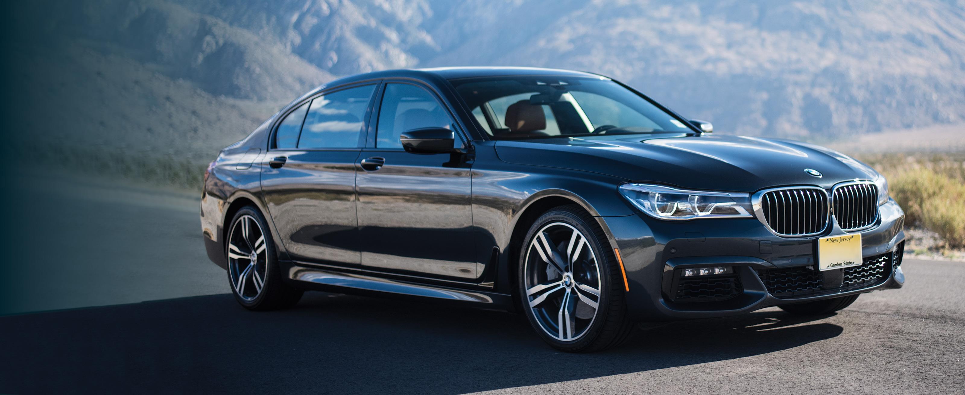 The BMW 750i xDrive M-Sport • Kingdom Magazine